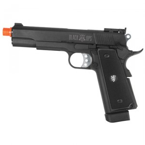 AirsoftGirl.net - Ignite Airsoft Black Ops 1911 Scorpion