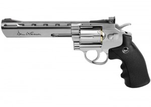 Airsoft Girl - ASG Dan Wesson 6 inch Chrome